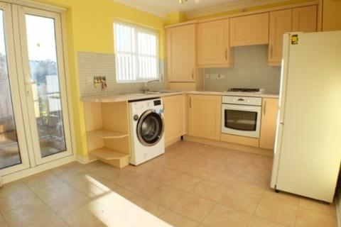 2 bedroom terraced house to rent - Meadow Rise, Cockett, Swansea, SA1 6RG