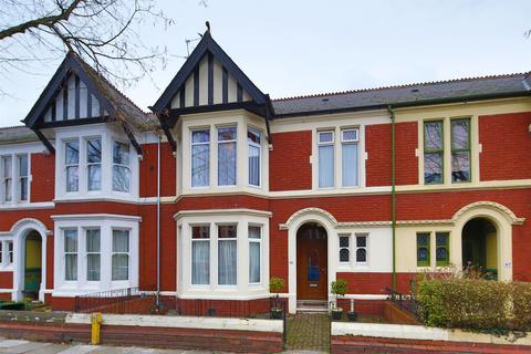 4 bedroom terraced house for sale - Marlborough Road, Cardiff