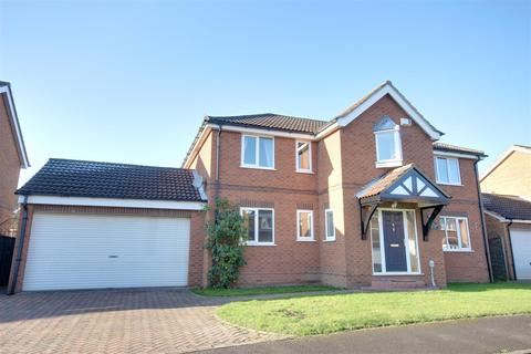 4 bedroom detached house for sale - Crofters Drive, Cottingham
