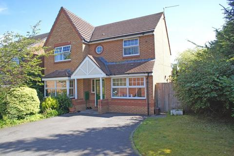 4 bedroom detached house for sale - Maes Y Crofft, Morganstown