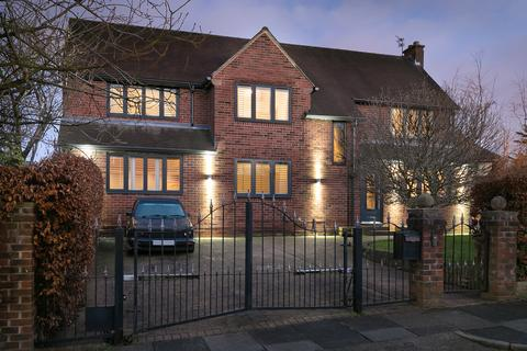 5 bedroom detached house for sale - Leegate Close, Heaton Mersey