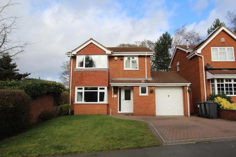 4 bedroom detached house for sale - Hallot Close, Birmingham, B23 5YW