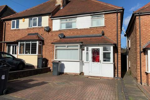 3 bedroom semi-detached house to rent - Ollerton Road, South Yardley