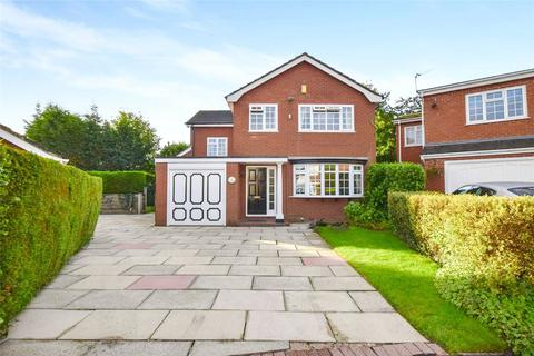 4 bedroom detached house to rent - Buttermere Drive, Hale Barns, Altrincham, Greater Manchester, WA15
