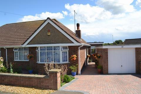 2 bedroom semi-detached bungalow for sale - Burford Avenue, Boothville, Northampton NN3 6AF