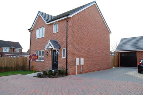 3 bedroom detached house for sale - Ullswater Close, Off Booth Lane South, Northampton NN3 2DJ