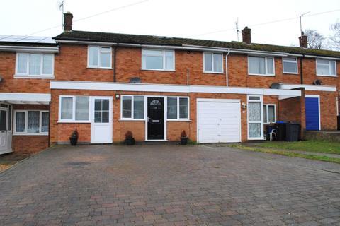 3 bedroom terraced house for sale - Leyland Drive, Kingsthorpe, Northampton NN2 8QA