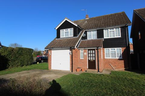 4 bedroom detached house for sale - The Squirrells, Capel St Mary, IPSWICH, Suffolk, IP9