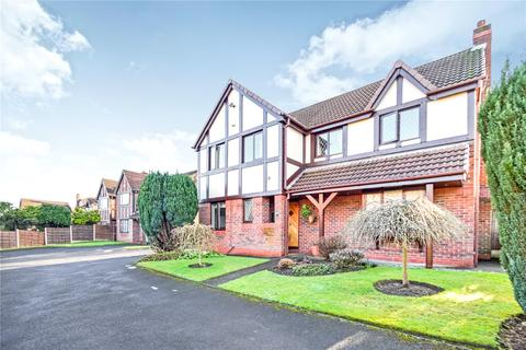 4 bedroom detached house for sale - Leyburn Close, Whitefield, Manchester, Greater Manchester, M45