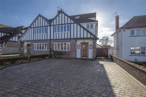 5 bedroom semi-detached house for sale - Briercliffe Road, Stoke Bishop, Bristol, BS9