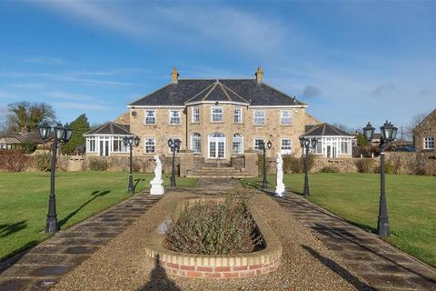 4 bedroom manor house for sale - Iveston Lane, Consett, DH8 7TD