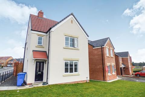 4 bedroom detached house to rent - Elecampane Lane, Fairmoor Meadows, Morpeth, Northumberland, NE61 3FJ