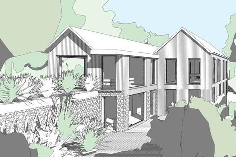 Plot for sale - Trolver Hill, Feock, Truro, South Cornwall