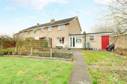 3 bedroom end of terrace house for sale - Sherbourne Close, Cambridge