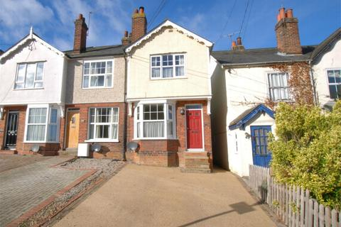 3 bedroom end of terrace house for sale - Tidings Hill, Halstead, Essex