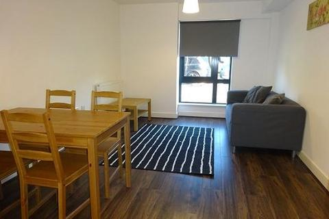 2 bedroom flat to rent - Fabrick Square, 1 Lombard Street, Birmingham, B12