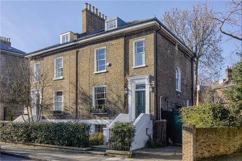 4 bedroom semi-detached house for sale - Canonbury Park South, Islington, London, N1