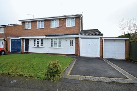 2 Bedroom Semi Detached House For Sale Michaelwood Close Webheath Redditch
