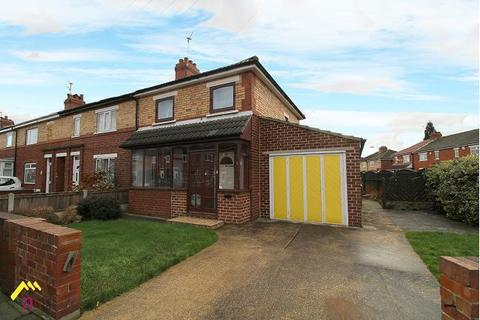 2 Bedroom End Of Terrace House For Sale Dixon Crescent Doncaster Dn4 0sw