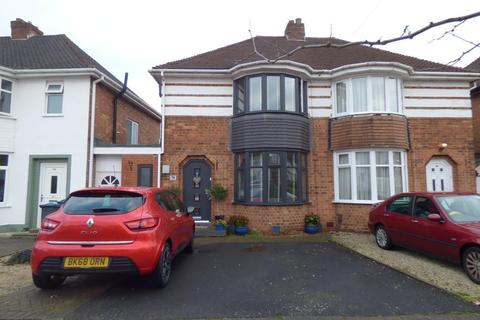 3 bedroom semi-detached house for sale - Woolacombe Lodge Road, Selly Oak, Birmingham, B29 6PY
