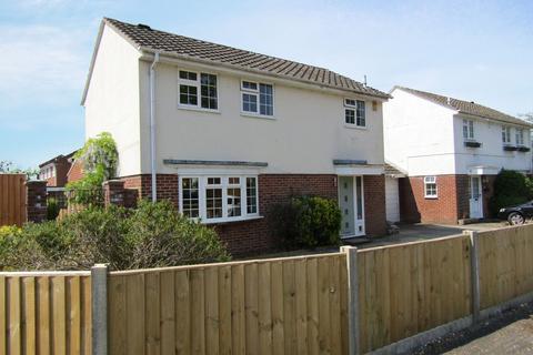 3 bedroom detached house for sale - Colt Close, Rownhams