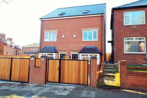 4 bedroom townhouse for sale - Central Avenue, North Shields