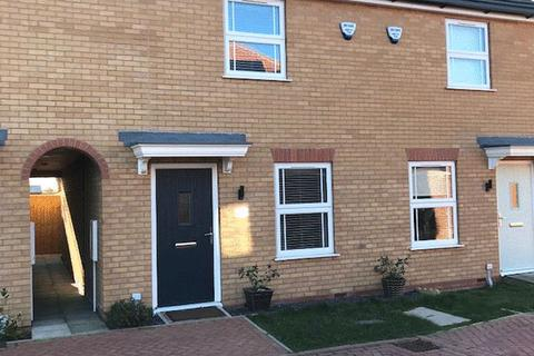 2 bedroom terraced house for sale - Hutton Way, Faldingworth