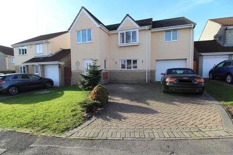 5 bedroom detached house for sale - Cooks Close, Bradley Stoke