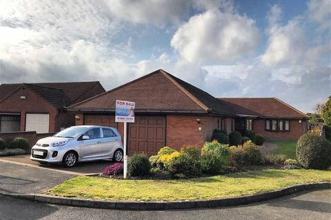 3 bedroom detached bungalow for sale - Ruby Gardens, Kirkby In Ashfield, Nottinghmahsire, NG17