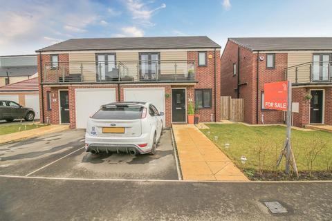 3 bedroom semi-detached house for sale - Osprey Walk, Great Park, Gosforth