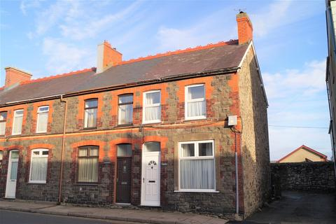 2 bedroom end of terrace house for sale - Sand Street, Pwllheli