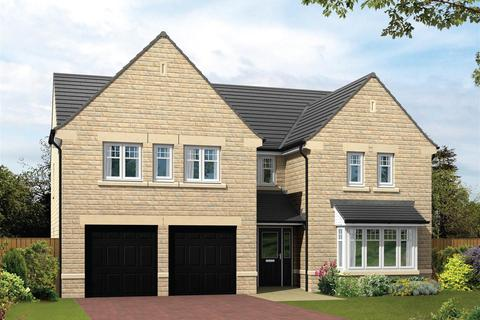 5 bedroom detached house for sale - The Dunstanburgh, Burn Road, Birchencliffe, Huddersfield