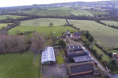 Farm for sale - Middletown, Welshpool