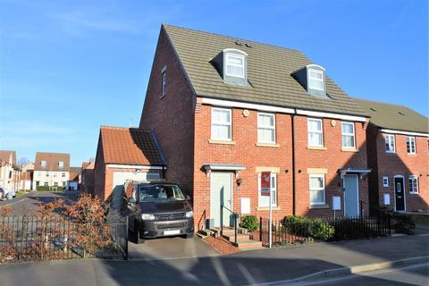 3 bedroom semi-detached house for sale - Caunt Road, Grantham