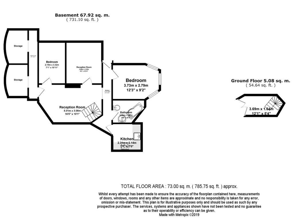 Floorplan 1 of 5: Lower Ground Floor