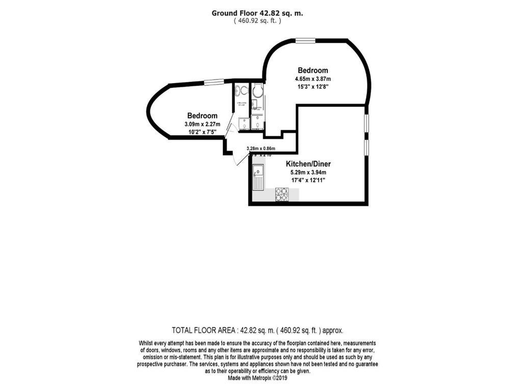 Floorplan 4 of 5: Third Floor