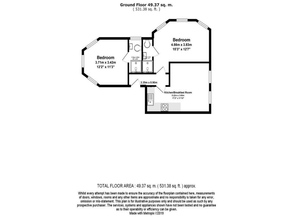 Floorplan 5 of 5: Second Floor