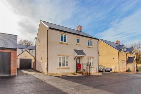 4 bedroom detached house for sale - Trem Y Coed, St. Fagans, Cardiff