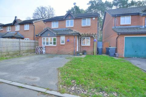 4 bedroom detached house for sale - Hazelwood Drive, Verwood
