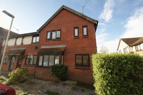 2 bedroom end of terrace house to rent - Counties Crescent, Exeter