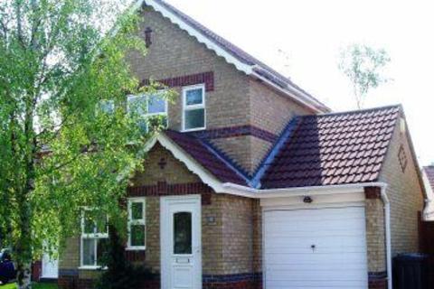 3 bedroom detached house to rent - Lime Tree Close, Doddington Park, Lincoln LN6