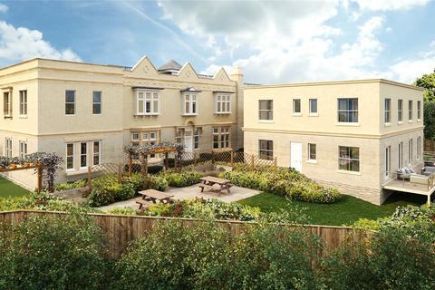2 bedroom end of terrace house for sale - 7 Heather Rise, Bannerdown Road, Batheaston, Bath, BA1
