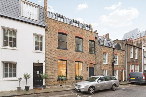 3 bedroom terraced house to rent - Bingham Place, W1