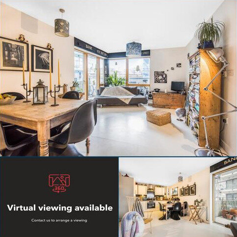 2 bedroom flat for sale - Sun Passage London SE16