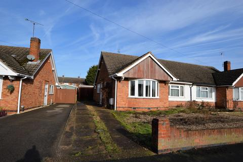 2 bedroom semi-detached house for sale - Norfolk Road, Wigston, Leicester, LE18 4WJ