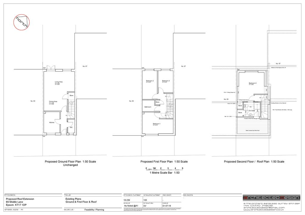 Floorplan 1 of 2: 2nd FLOOR PLAN
