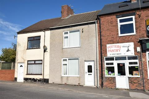 2 bedroom terraced house for sale - Main Road, Shirland, ALFRETON, Derbyshire