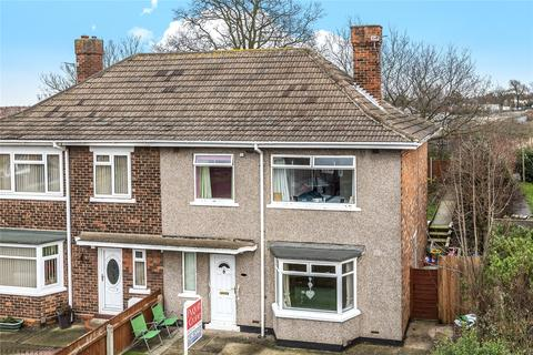 3 bedroom semi-detached house for sale - Normandy Road, Cleethorpes, DN35