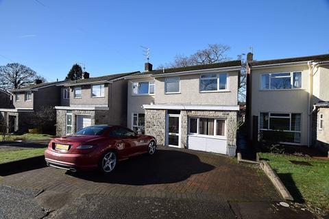 4 bedroom detached house for sale - Clos Brynderi , Rhiwbina, Cardiff. CF14 6NN