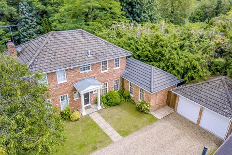 4 bedroom detached house for sale - Buttermere Gardens, Bracknell, Berkshire, RG12